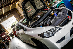FD2 Honda CIVIC Type R at ASLAN | 2