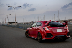 ASLAN Honda FK8 CIVIC Type R | 08