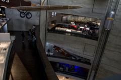 [Mercedes 215] メルセデス博物館 館内風景