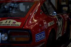 NISSAN Fairlady 240Z Safari Rally | 5