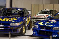 SUBARU Legacy RS WRC 1993  | 14