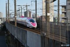 ハローキティ新幹線(再)