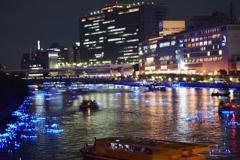 水都大阪 いのり星