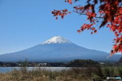 富士山と河口湖71