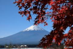 富士山と河口湖69