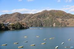 津久井湖2018年12月28日8