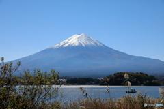 富士山と河口湖66