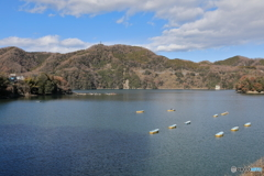 津久井湖2018年12月28日15