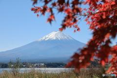 富士山と河口湖68