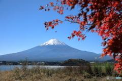 富士山と河口湖73