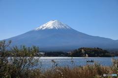 富士山と河口湖67