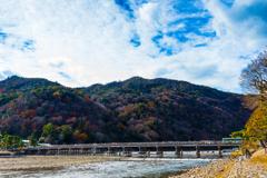 嵐山・渡月橋