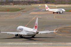 J-AIRとJ-AIR