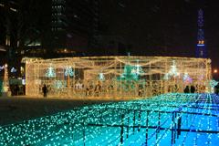 札幌ホワイトイルミネーション7