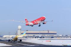 Air Asia TakeOff