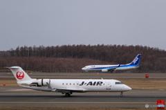 J-AIR&ANA