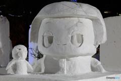 札幌雪祭り前夜2