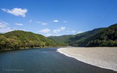 日本最後の清流・四万十川