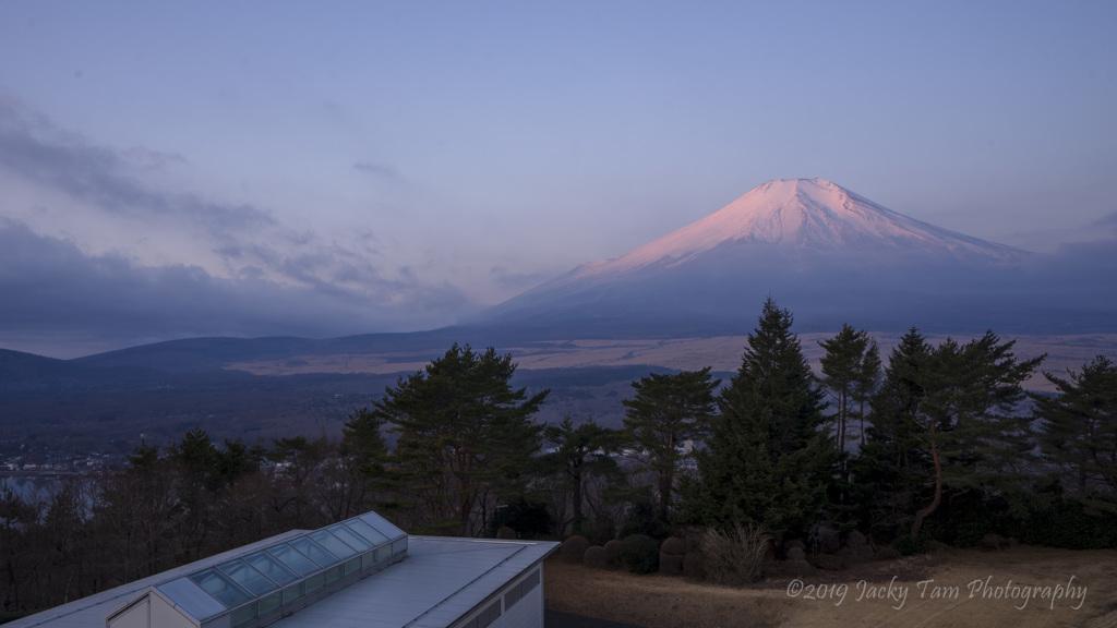 紅富士@山中湖