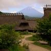 鄉間の富士