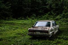 かつての名車