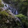 秋始めの滝(1)