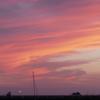 ラグーナの夕焼け-3(海側)
