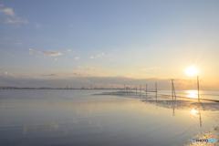 千葉県「江川海岸」