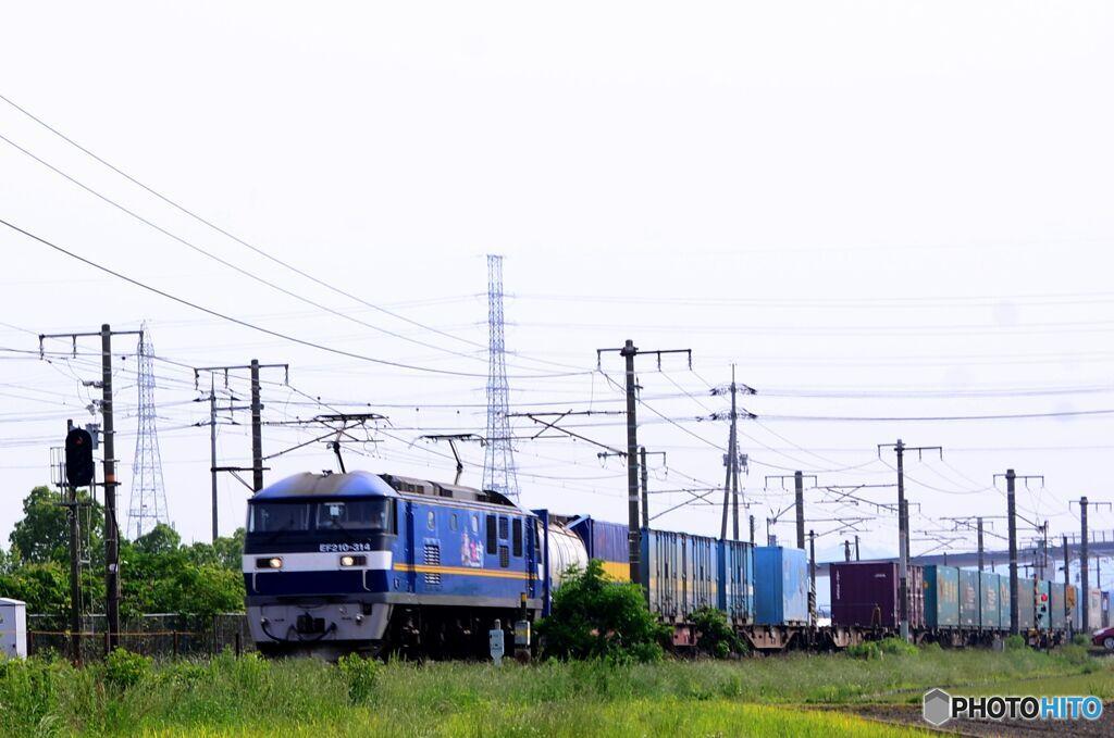 EF210-315牽引