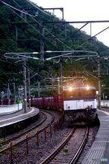 伯備線の列車