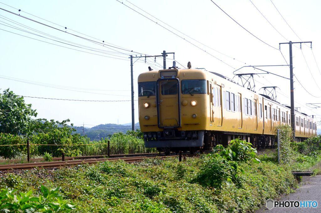 下り 普通列車 1717M