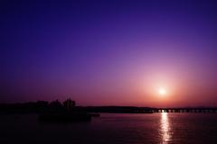 ライジングサン~春の漁港にて~③