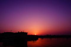 ライジングサン~春の漁港にて~①