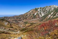 立山室堂の秋