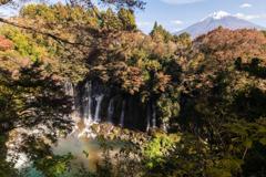 富士山恵みの滝