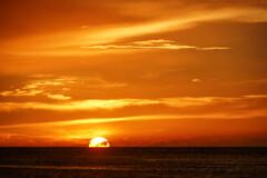 日向灘日の出