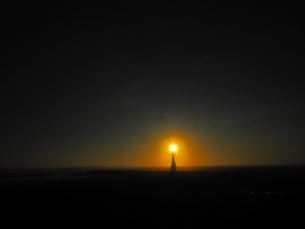 灯台(日向灘)