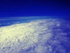 奇跡の雲海