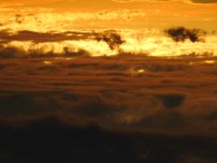 秘密の雲海