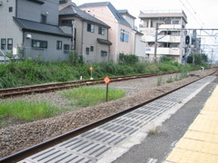 JR西立川駅