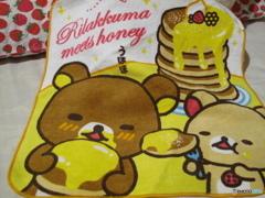 リラックマのタオル(2)