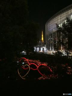 毛利庭園〜六本木ヒルズ2015