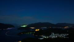 舞鶴の夜景