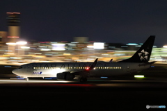 ボーイング737 STAR ALLIANCE