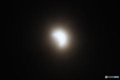 初めての部分日食