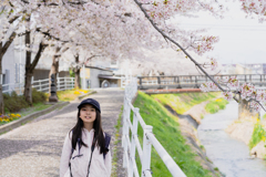 川辺の遊歩道 #1