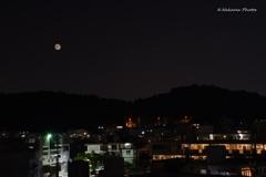 綺麗なお月様