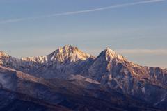 八ヶ岳「夕」