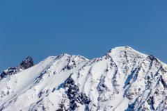 槍ヶ岳(冬)
