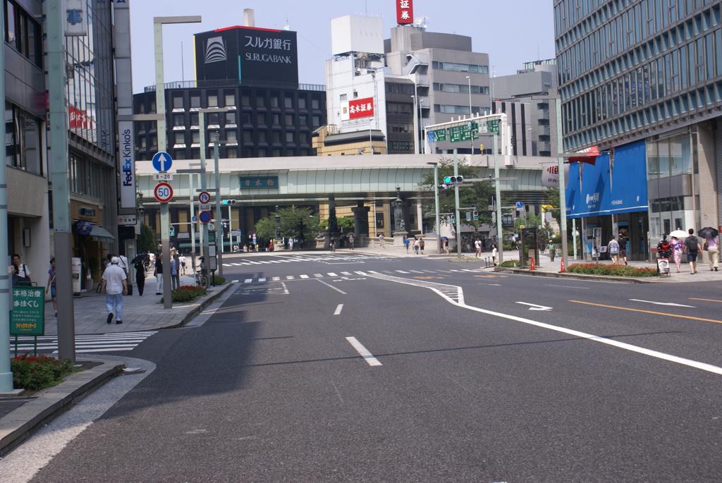 日本橋遠景